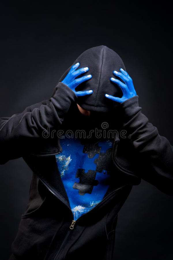Download Hidden potential stock photo. Image of artificial, actor - 23000354