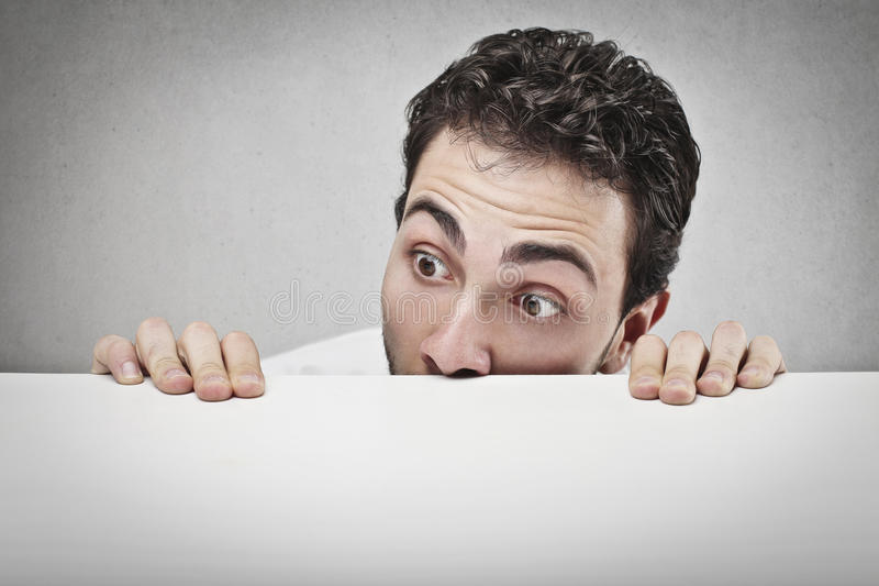 Download Hide stock photo. Image of unseen, search, surprise, closeup - 31402486