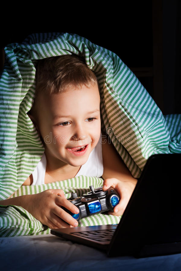 Download Hide from mom, play games stock photo. Image of boys - 28689194