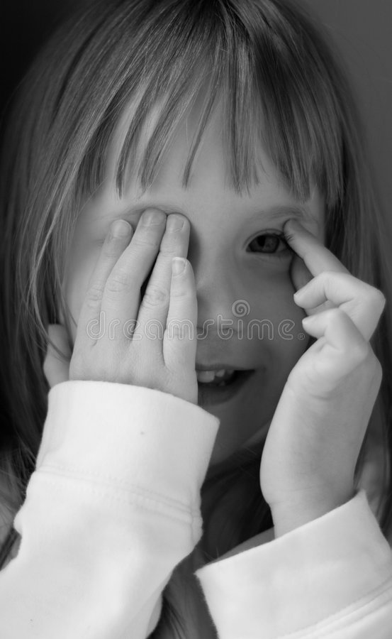 Download Hide And Seek Royalty Free Stock Image - Image: 4580396