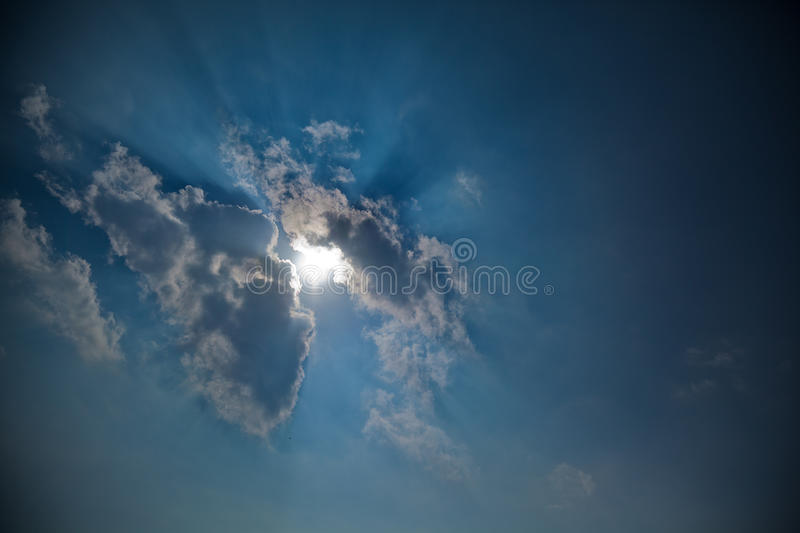 Download Hide and seek of sun stock image. Image of hide, happy - 23214669