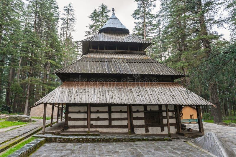 Hidimda Devi Temple stock fotografie