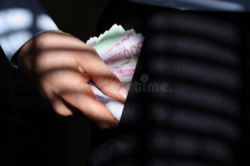 Download Hiding Money Stock Image - Image: 7477441