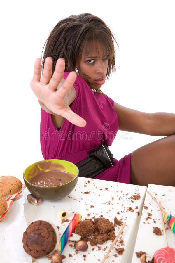 Download Hiding in shame stock image. Image of background, greedy - 3406771