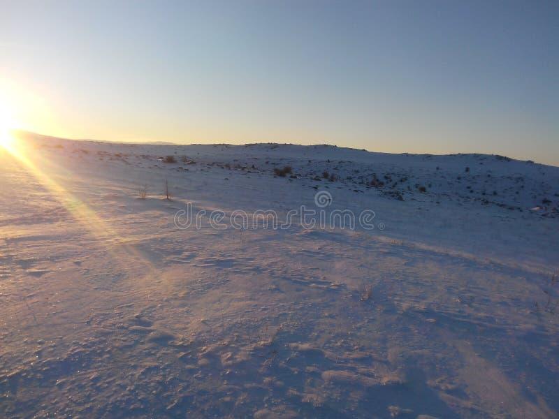 Hielo de Sun imagenes de archivo