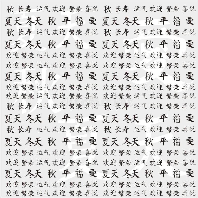 hieroglify ilustracja wektor