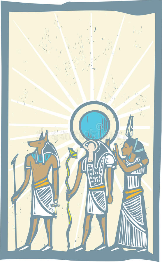 Download Hieroglyph Sun Rays stock vector. Illustration of vector - 26847079