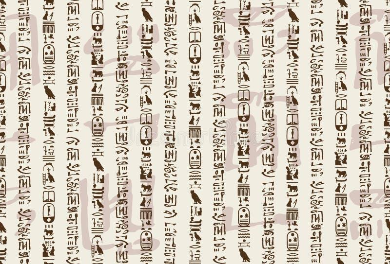 Download Hieroglyphic symbols stock vector. Illustration of indigenous - 28225588