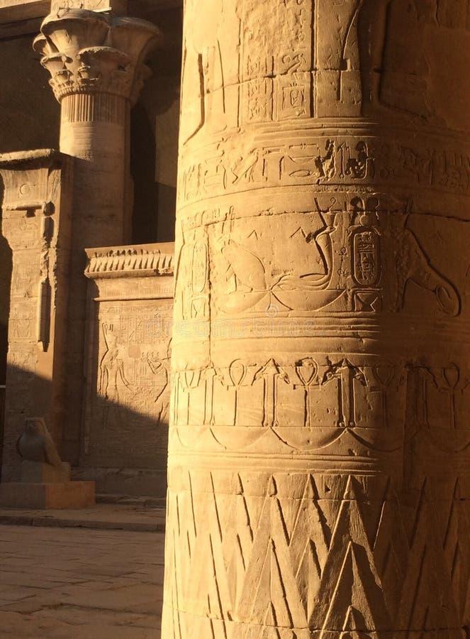 hieroglyphics foto de stock