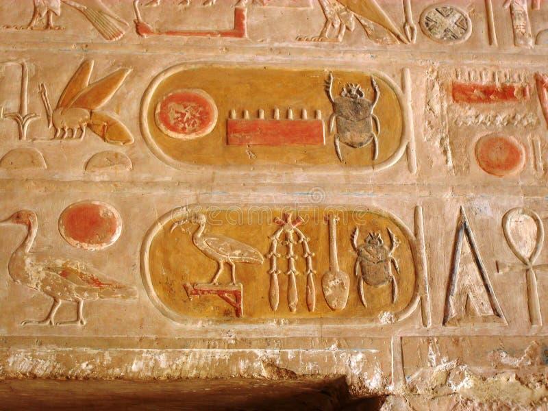 Download Hieroglyphics stock image. Image of luxor, egyptian, image - 19917519