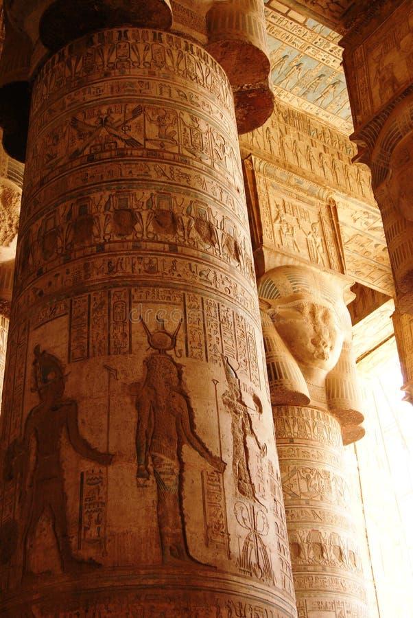 hieroglyphics royaltyfria bilder