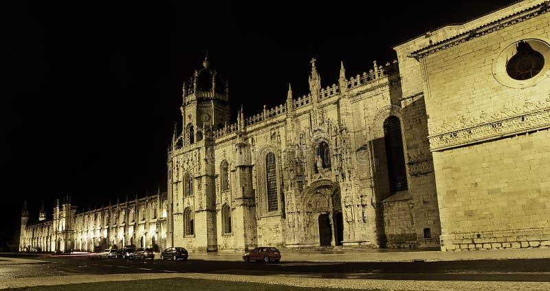 Download Hieronymites Monastery In Lisbon 2 Stock Image - Image: 30937851