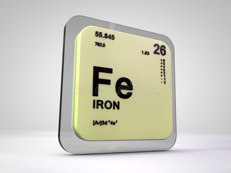 download hierro fe tabla peridica del elemento qumico stock de ilustracin ilustracin de - Tabla Periodica De Los Elementos Hierro