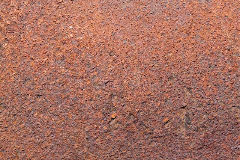 Hierro oxidado plano fotografía de archivo libre de regalías