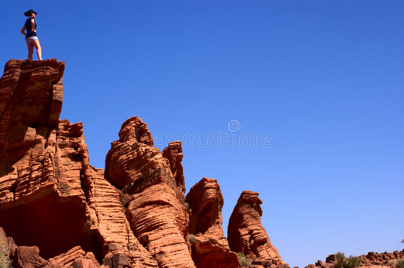 Download High stock image. Image of high, cliff, climb, vacation - 6662631