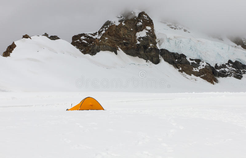 Download High Altitude Mountaineering Stock Image - Image: 24338449