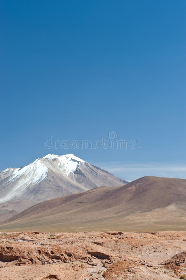 Download HIgh Andean Landscape stock image. Image of andean, volcano - 26197939
