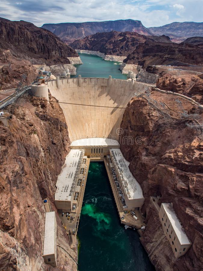 Hoover Dam LOW WATER LEVEL August 22, 2019 - YouTube |Hoover Dam Water