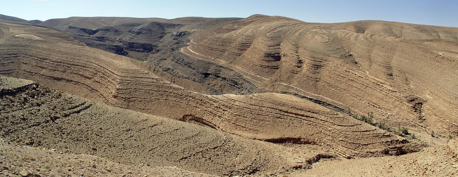 Download High Atlas stock photo. Image of lonely, mountains, outdoor - 21249918