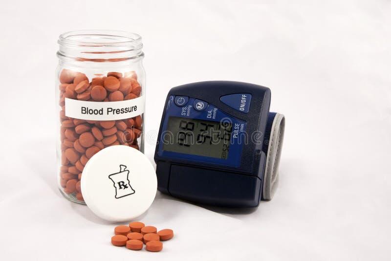 Download High Blood Pressure stock image. Image of medication - 24447883
