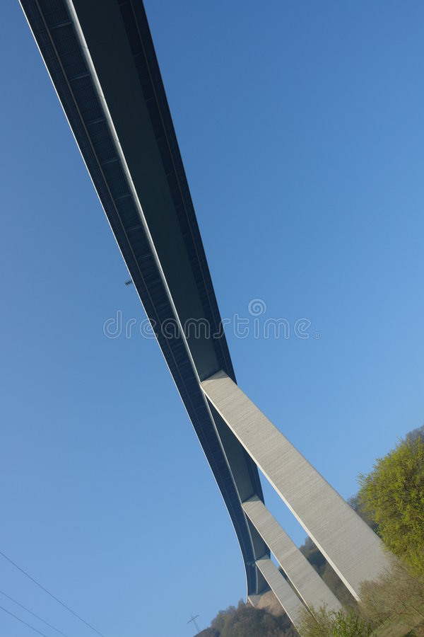 High Bridge royalty free stock images