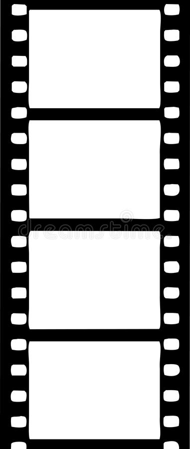 high contast film strip border stock vector illustration of rh dreamstime com movie film strip clipart movie film strip clipart