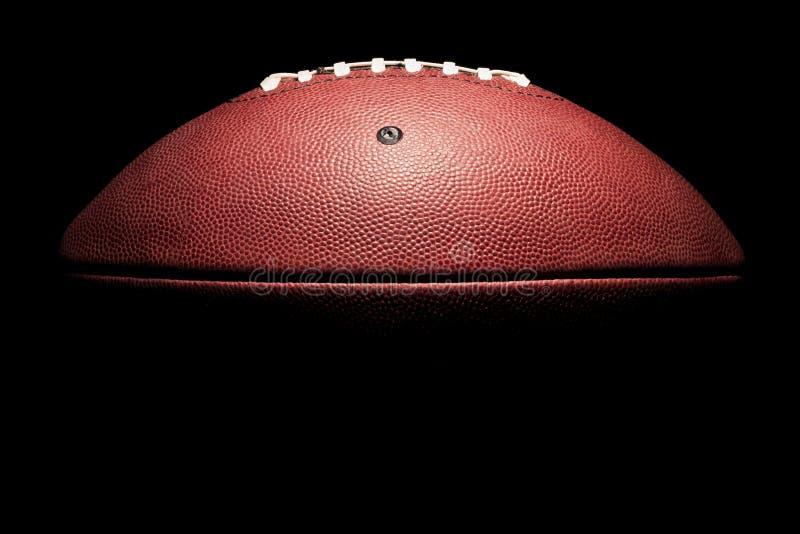 Download High Contrast Horizontal American Football Stock Image - Image: 26933245