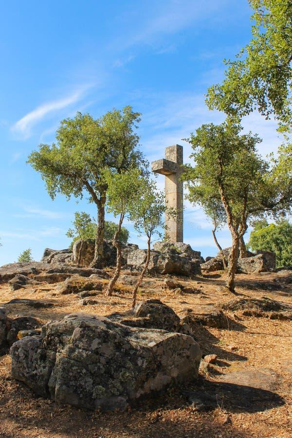 High Cross Monument stock photos