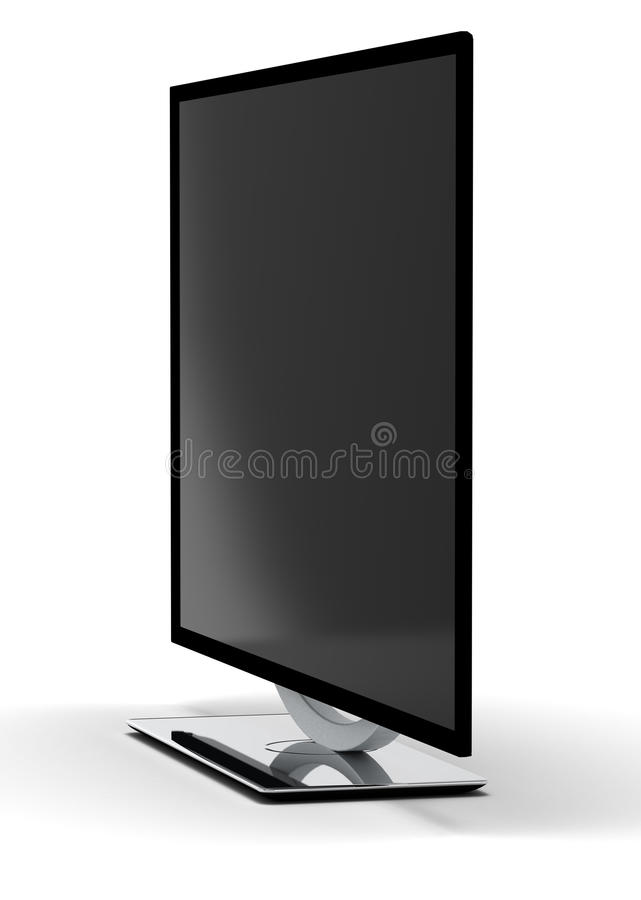 High-definition LED Television royalty free stock image