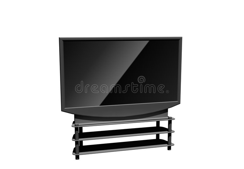 Download High Definition Television Stock Photography - Image: 8526322