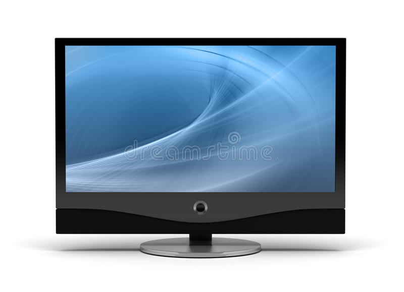 High-definition Television stock images