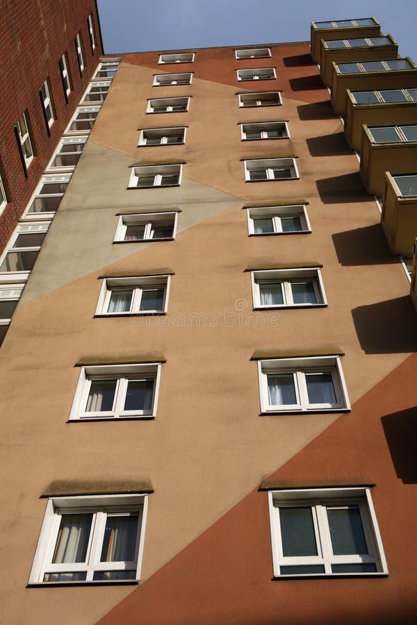 High-Density Housing royalty free stock photo