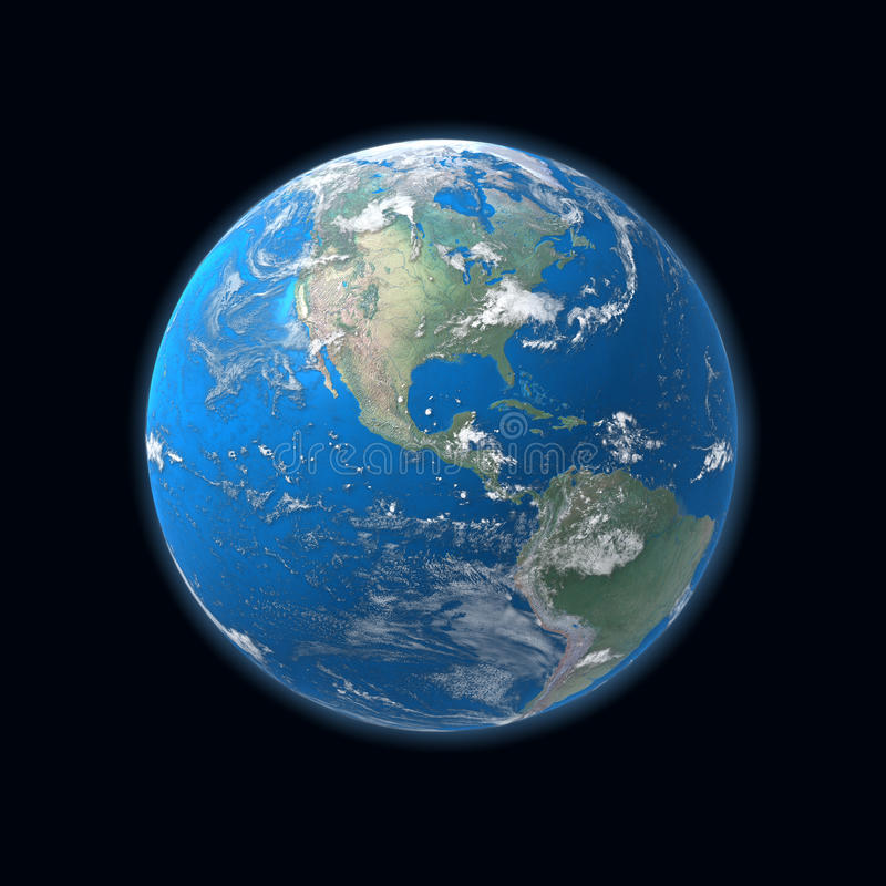 High Detailed Earth Map America Usa Stock Photos Image - Detailed map of the usa