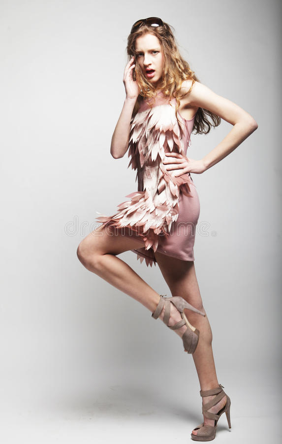 Free High-End Fashion Model Stock Photo - 26067440