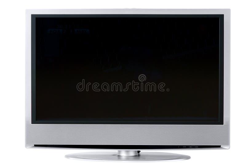 High end LCD tv stock photos