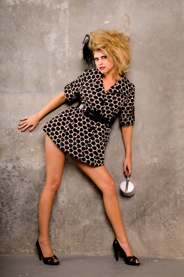 Download High Fashion Mini stock image. Image of legs, mini, portrait - 5589307