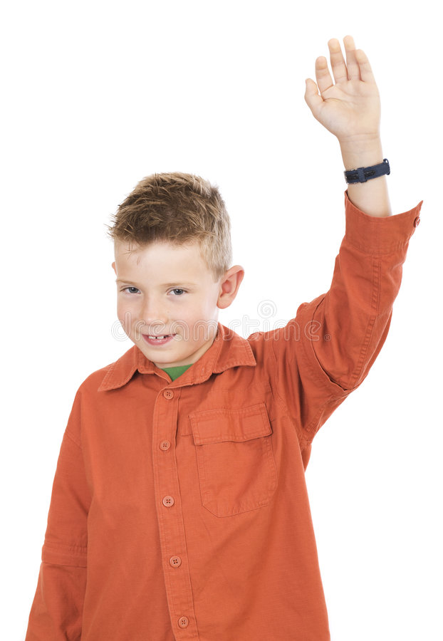 Download High five 2 stock photo. Image of pretend, face, arms, head - 681758