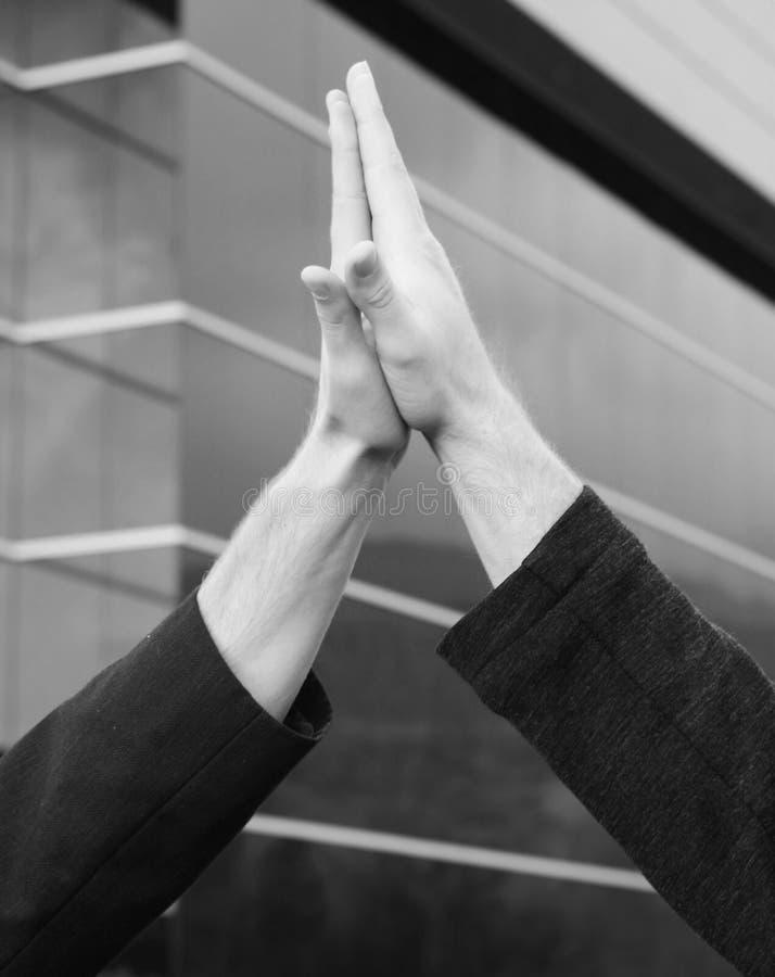High-five Free Stock Photo