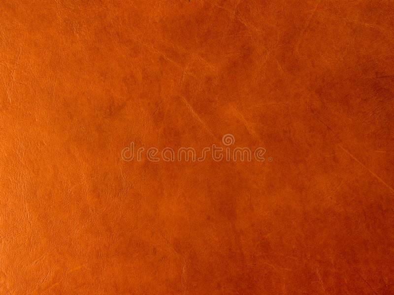 High grade leather texture. Leather texture shot from actual large fine quality leather, Lighted from the side to give it a nice shade stock image