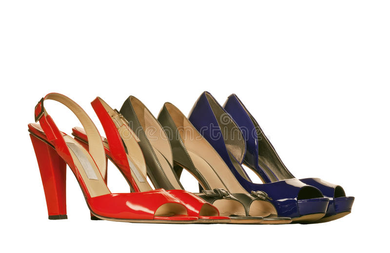 Download High Heel Shoes stock photo. Image of beautiful, footwear - 25427110