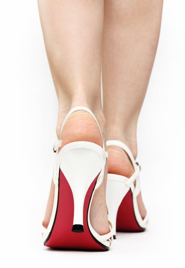Download High heels stock photo. Image of feet, stylish, background - 25615388