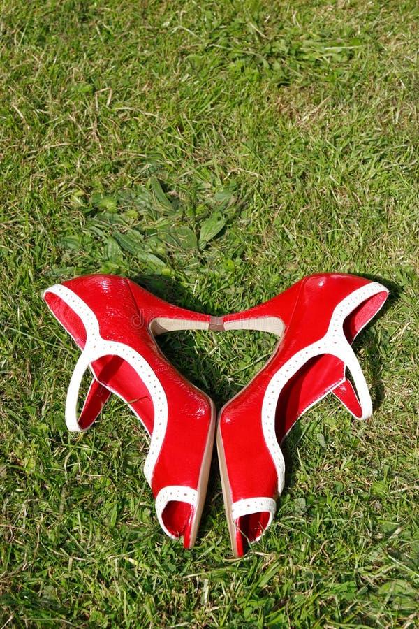 High heels 6 royalty free stock image