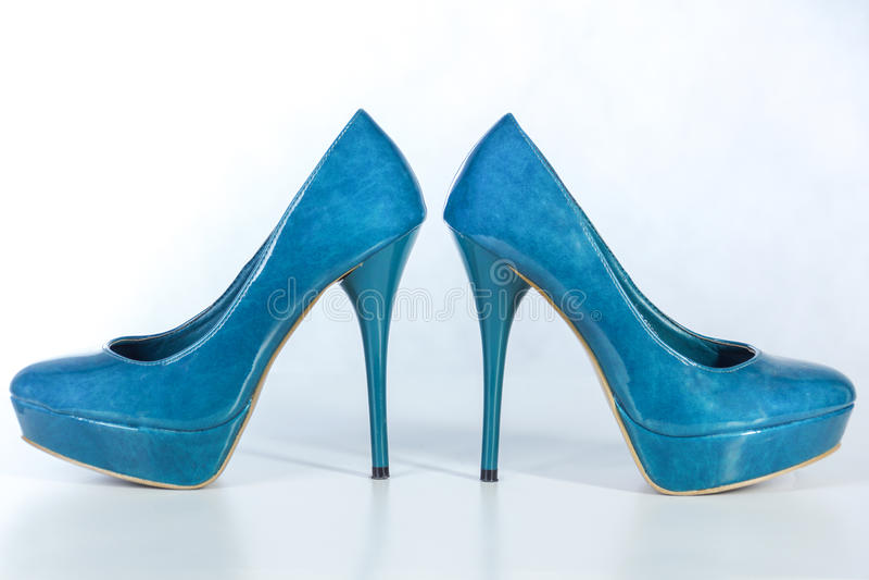 High heels royalty free stock photos
