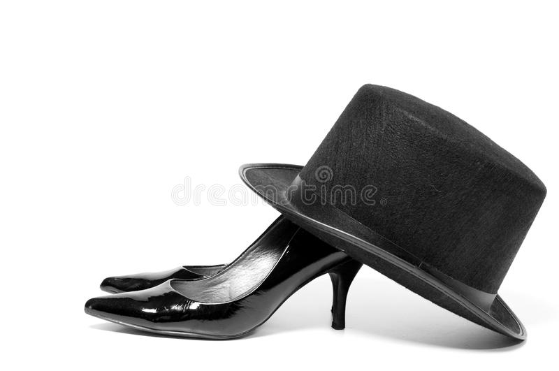 Download High Heels and Top Hat stock photo. Image of womens, entertainment - 18820580