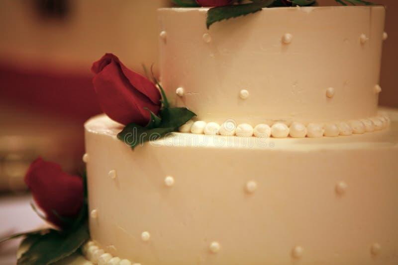 High ISO Wedding Cake royalty free stock photos