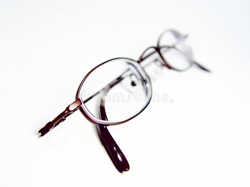 Download High Key Glasses Royalty Free Stock Photography - Image: 22677