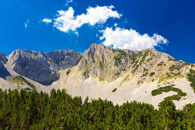 High mountain landscape stock photos