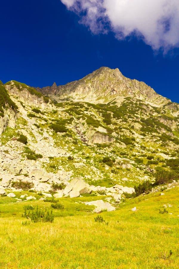 High mountain landscape royalty free stock photos