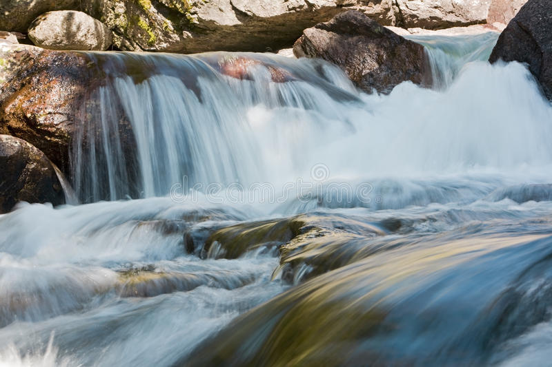 Download High mountain white water stock photo. Image of environment - 13378506