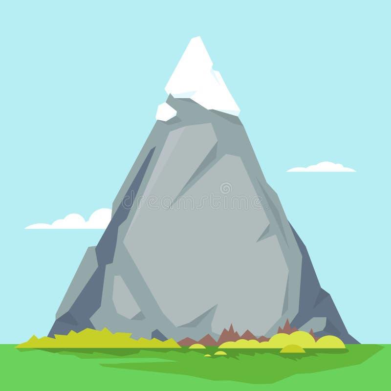 Free High Mountain With Sharp Peak Royalty Free Stock Image - 91438246